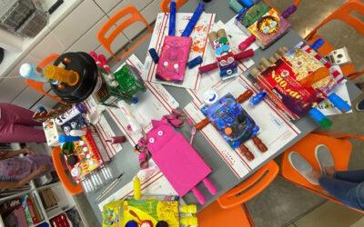 Espacios para crear… ¿Por qué son tan importantes para nuestros hijos?